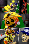 Five Fucks At Freddy's - Page 3 - Censored by TheGeckoNinja