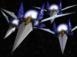Arwing by RockManXxX