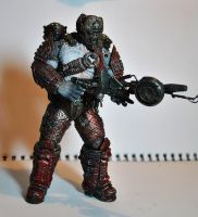 Gears of War 2 Flame Grenadier by Lugnut1995