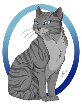 Warriors: Jayfeather by Yougurt