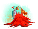 Hawlucha by Pidoodle