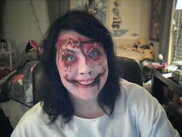 Insane Child - MakeUp by Pancake-mix