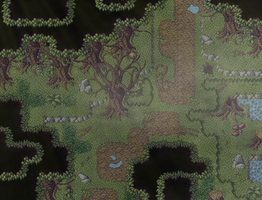 Forest Tiles by Cyangmou