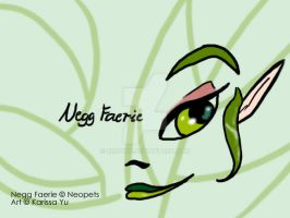 The Negg Faerie by cr0quis