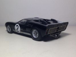 Ford GT40 / 6 by angelneo107