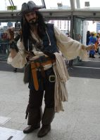 Captain Jack Sparrow, Savvy by lunamaxwell
