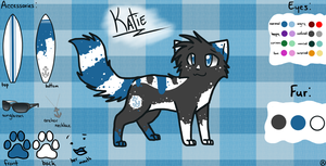 Katie Reference Sheet :CE: by MistDapple