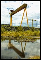 H and W Harland and Wolff by roxiannie