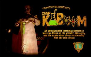 Camp Kaboom Poster by PastorRoy