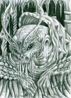 Elder God by arcaneserpent