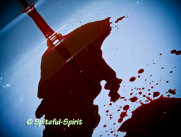 Fake Blood by Spiteful-Spirit