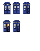 Doctor Who - Tardis by Trueform