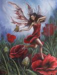 Poppies Delight by Imperess