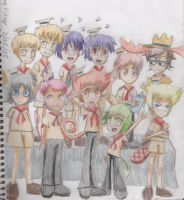 Bean_Scouts by MyEnhell666