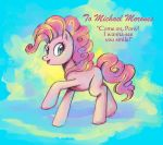 Pinky Pie for Michael Morones by lotothetrickster
