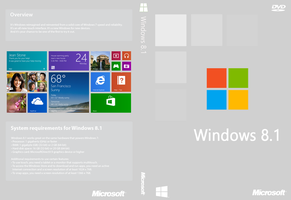 Windows 8.1 cover by joostiphone