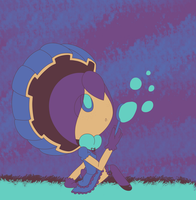 100 Palette Challenge: Bubble Blowing by gaper4