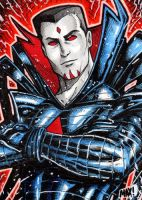 Mr Sinister sketch card by inARTia
