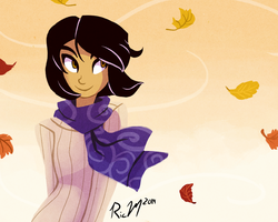 Autumn by Ric-M