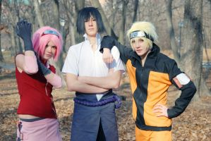 Yeahh! It's Team 7 by LuverBoysStranger