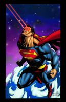 DC Submission Superman ver 2 by GreeneLantern