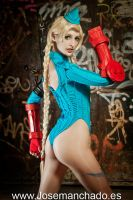 Cammy White by ivettepuig
