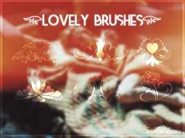Lovely Brushes by Inspirecolors