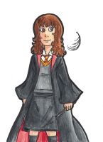 The Brightest Witch by A-A-Fresca