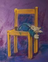 Chair and toy by philippeL