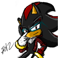 Inufan4466 Shadow Challenge on iScribble (SR12) by ShadowReaper12