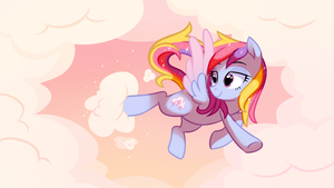 Glittering Cloud by pepooni