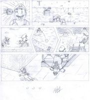 Mario discovers the cruelty of life by Mstrl