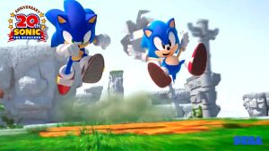 Sonic Generations wallpaper by Andrelevydeoliveira