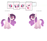 Morning glory ref sheet by D0omy