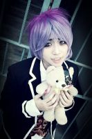 Diabolik Lovers: Kanato Sakamaki by drillclan