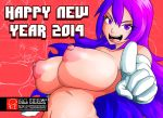 HAPPY NEW YEAR 2014!! by Witchking00