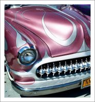 pink dream ride by retrotography