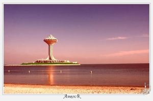 khobar tower by AMROU-A