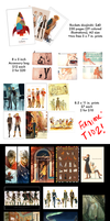 Fanime Print Inventory by hakuku