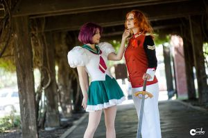 Control - Revolutionary Girl Utena by Mostflogged