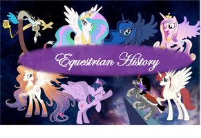 Equestria History Banner by That-scwisshy-thing