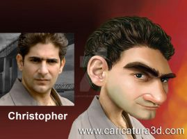 caricature 3d by caricatura3d