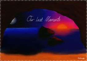 Art+Lit    Our Last Moments by TheSilhouett3
