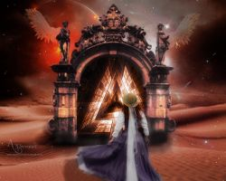 The Portal to Heaven by annemaria48