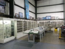 Patuxent River Naval Air Museum Model Aircraft by rlkitterman