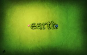love earth. by fere