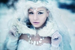 Snow Queen by sl-photographer