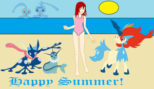 2016 Happy Summer! by jacobyel