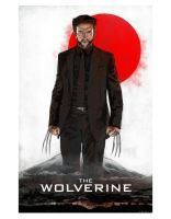 The Wolverine poster design by MarkButtonDesign