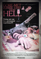 Gore-Met, Zombie Chef From Hell Poster (Concept) by MrAngryDog